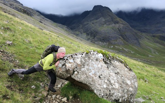 Vandring i Skottland