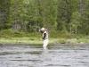 Öringsfiske i Jämtland
