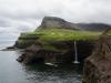 Gásadalur, Vágar, Färöarna