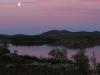 Natt vid Piteälven
