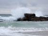 Waves crashing in, Isle of Barra