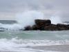 Waves crashing in, Isle of Barra