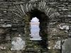 Ruiner vid Loch Gruinart