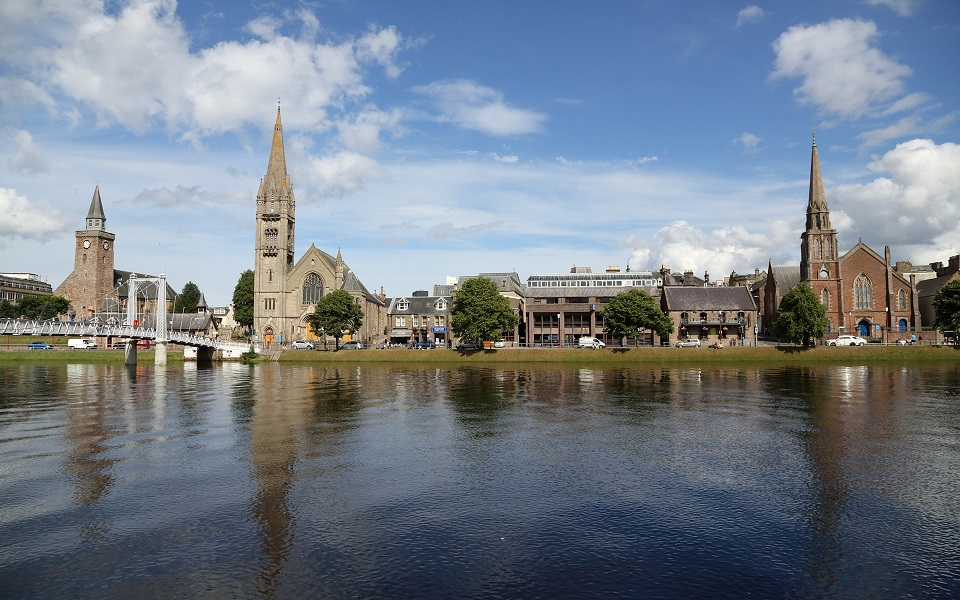 Kyrkor i Inverness