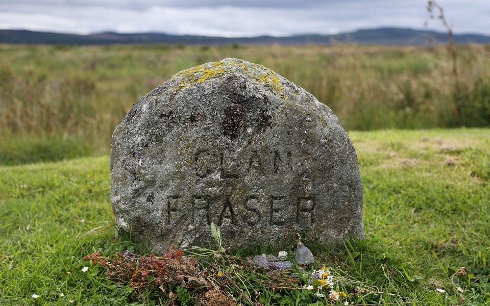 Clan Fraser vid Culloden