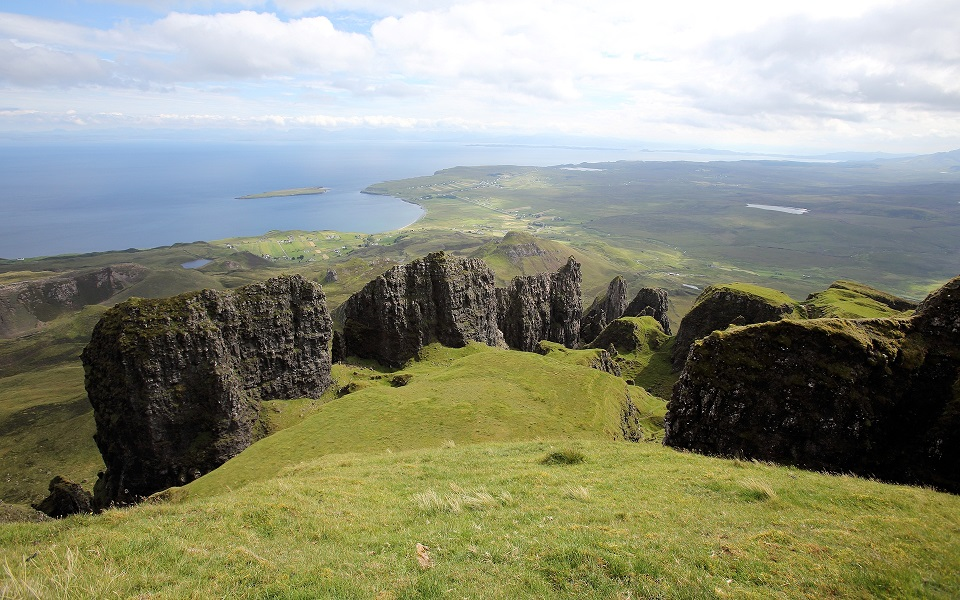 Quiraing, the Table