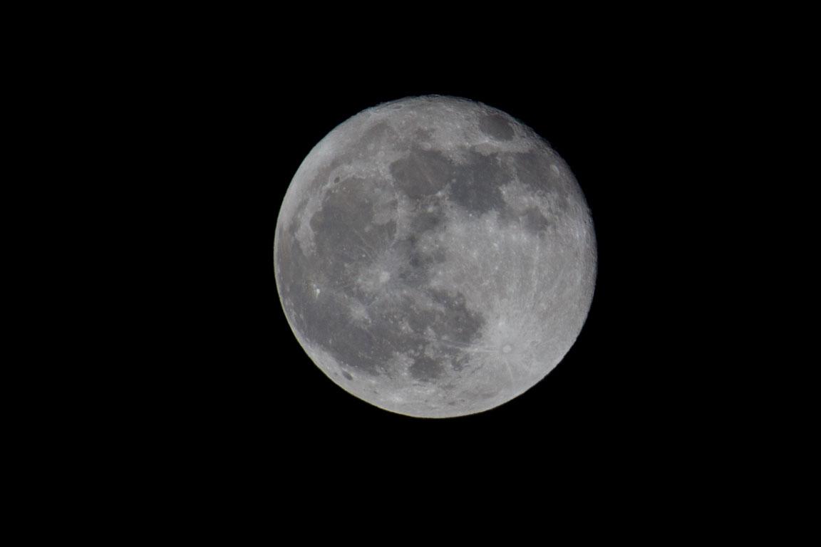 Fullmåne (nästan)