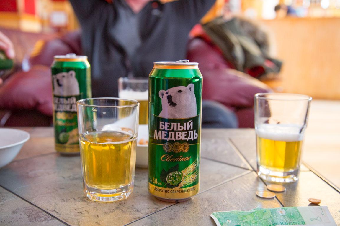 Rysk god öl