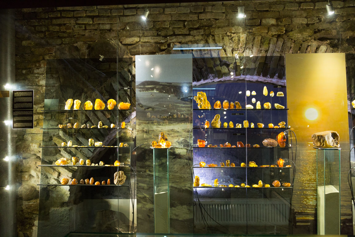 Bärnstens-museum