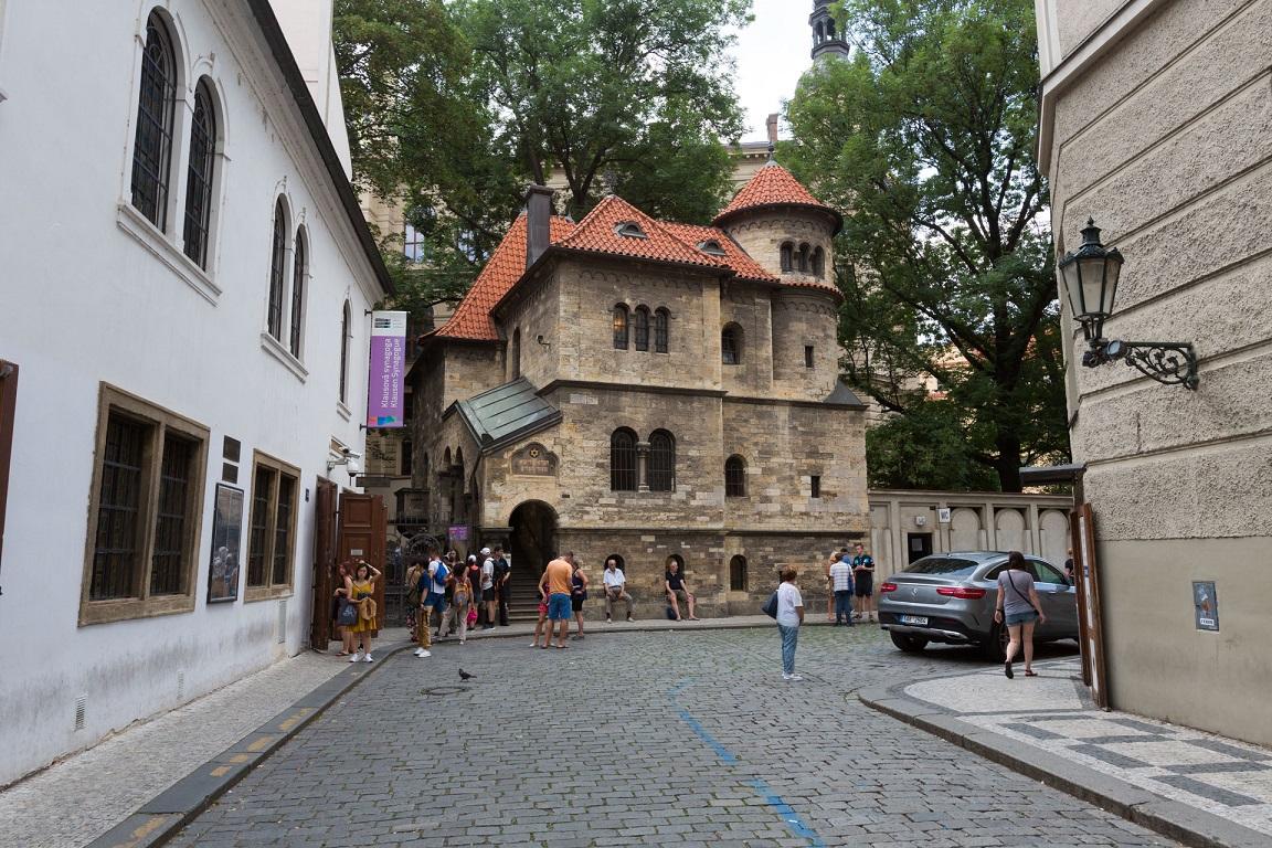 Klaus Synagoga och Judiska Museet