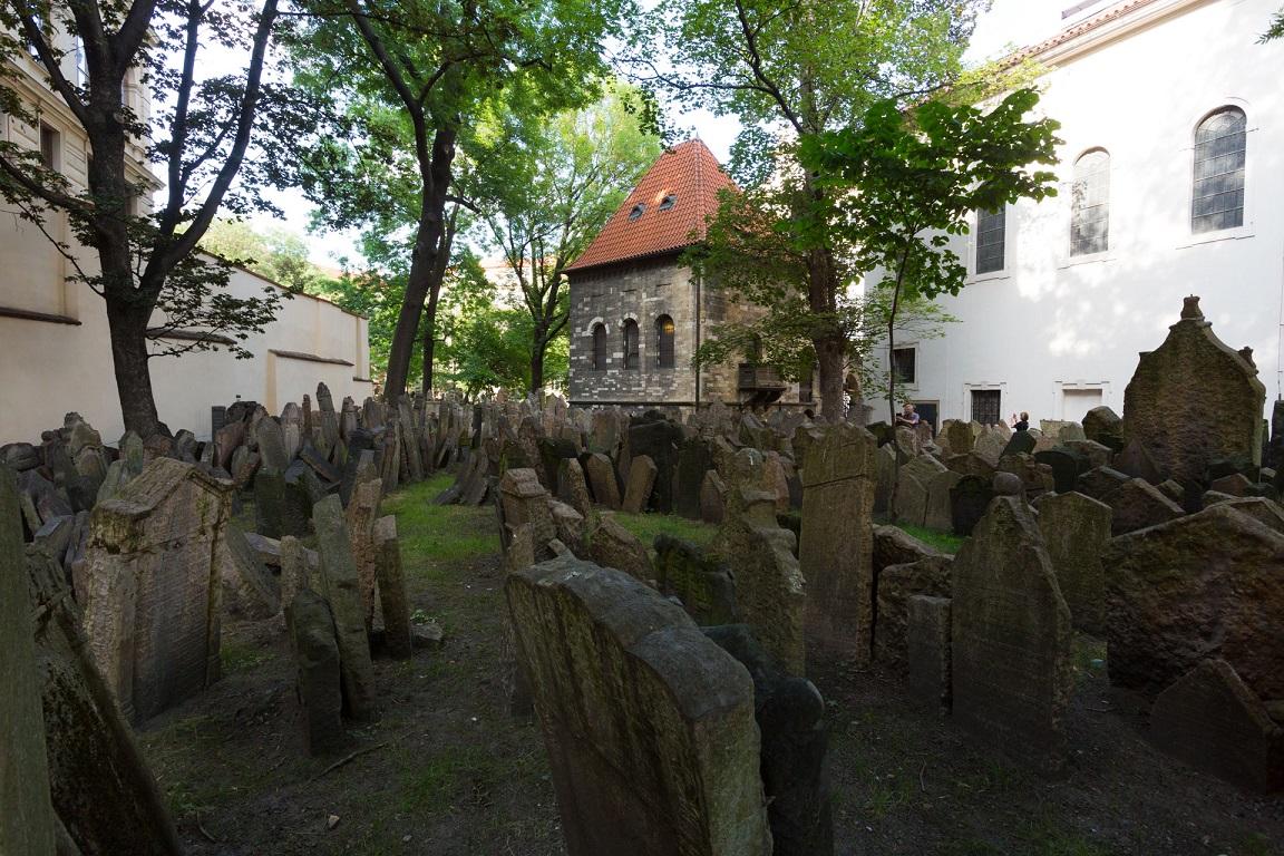 Gamla Judiska kyrkogården