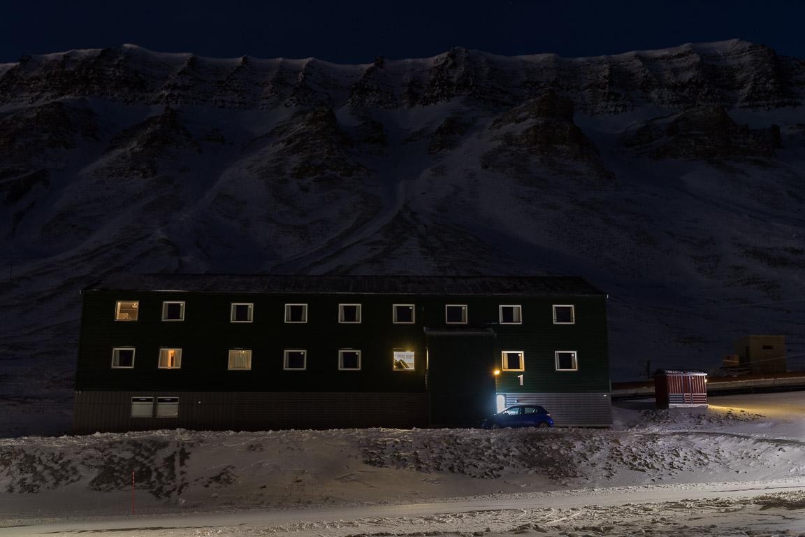 Coal Miners Cabins