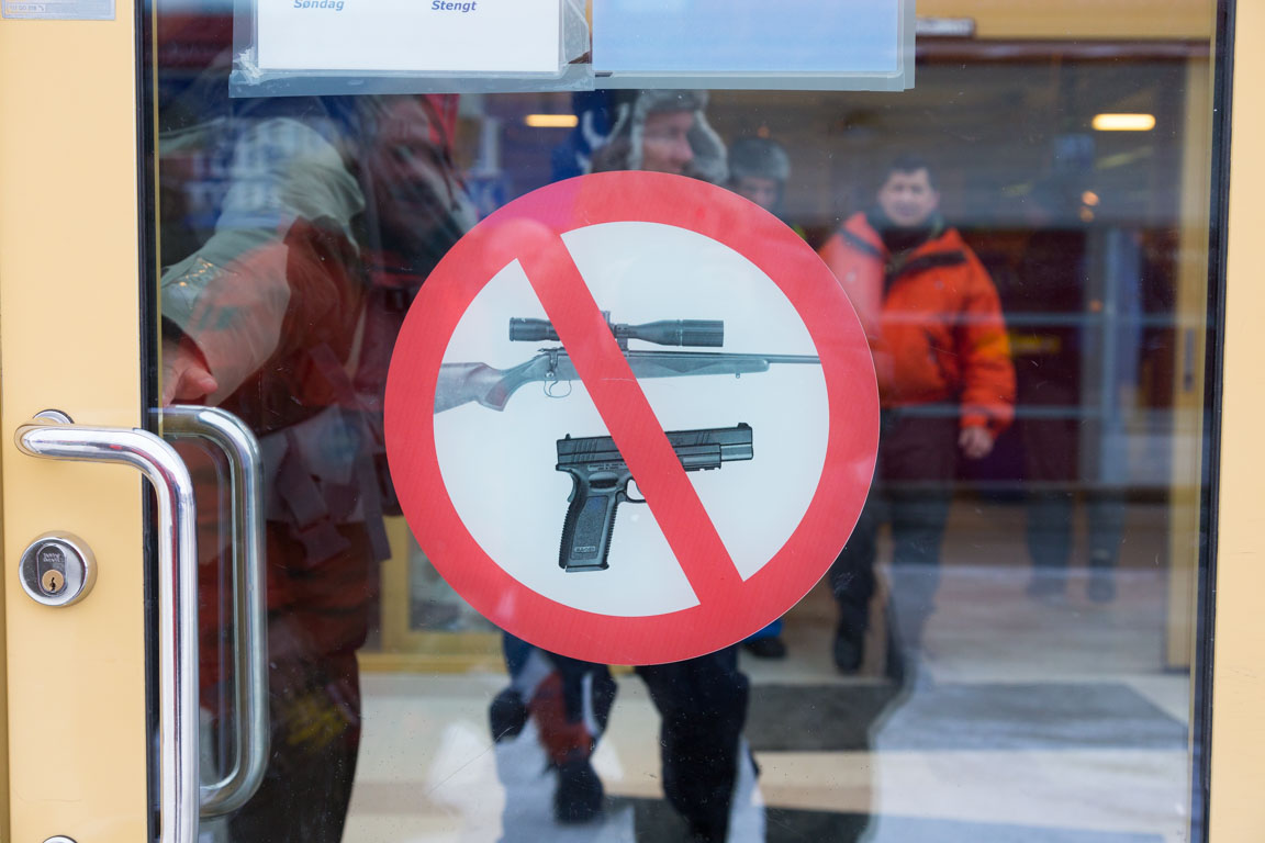 Vapenförbud