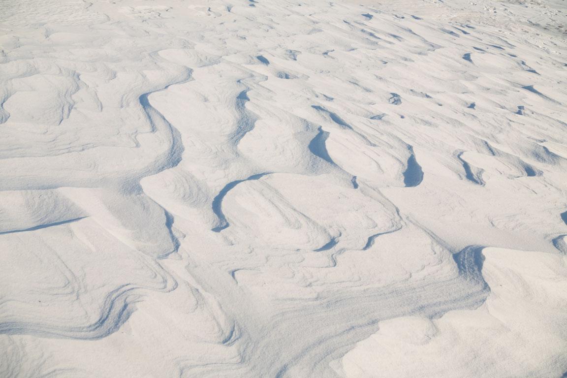 Snömönster