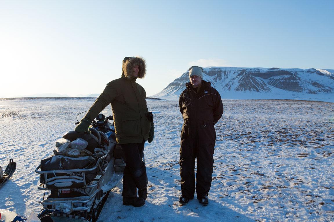 Lennart och Peter
