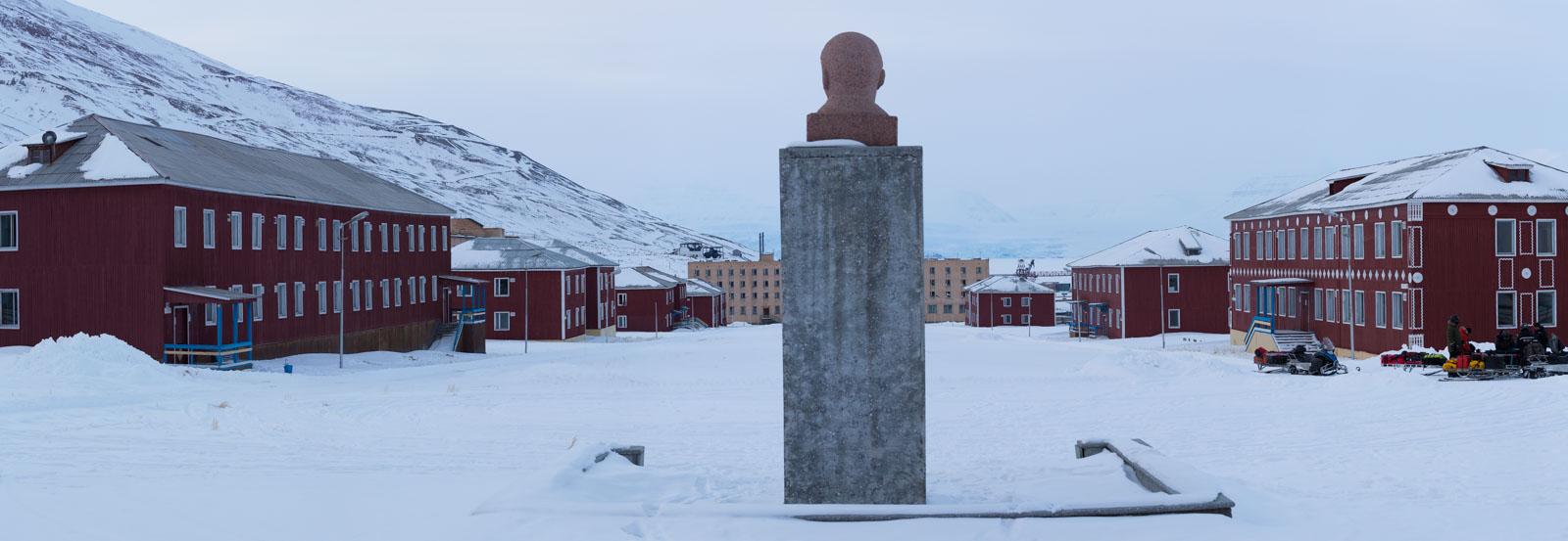 Lenin övervakar