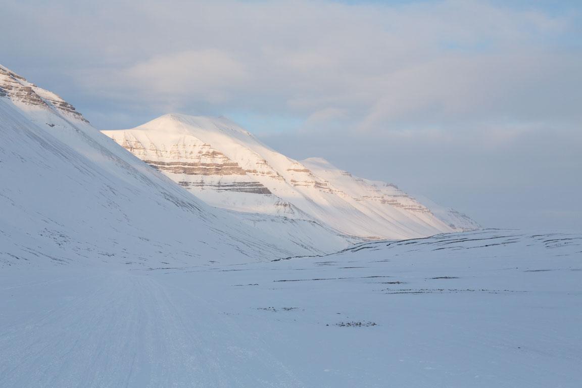 Rast någonstans i Gipsdalen
