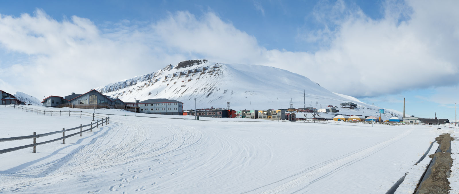 Panorama över Sverdruphamaren