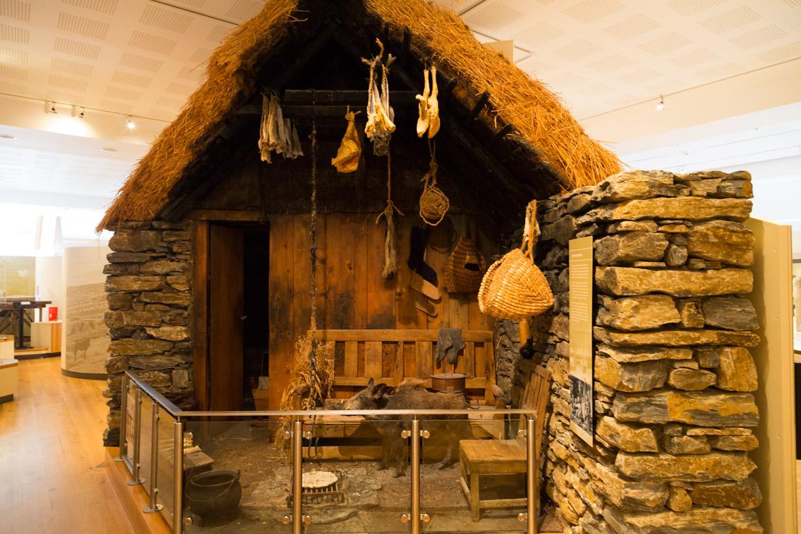 Ett enkelt skotskt hem