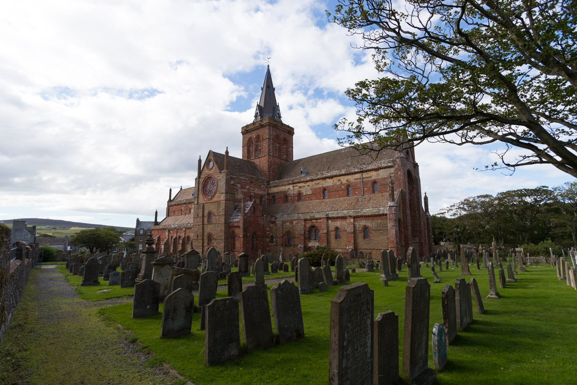 St Magnus Cathedral