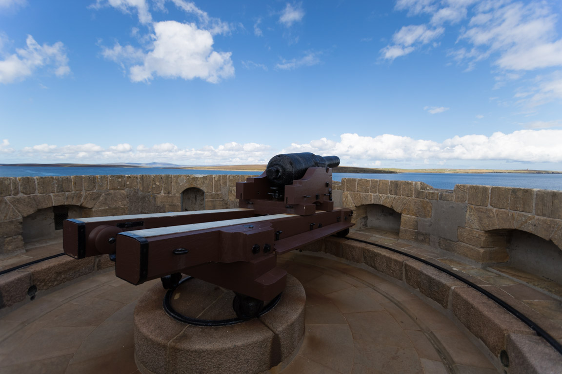 360-graders kanon på takvåningen