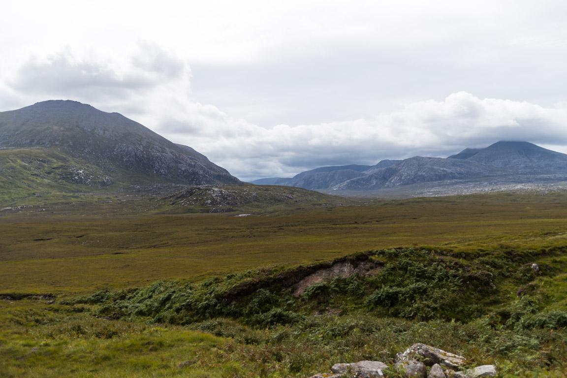 Utsikt över Farrmheall