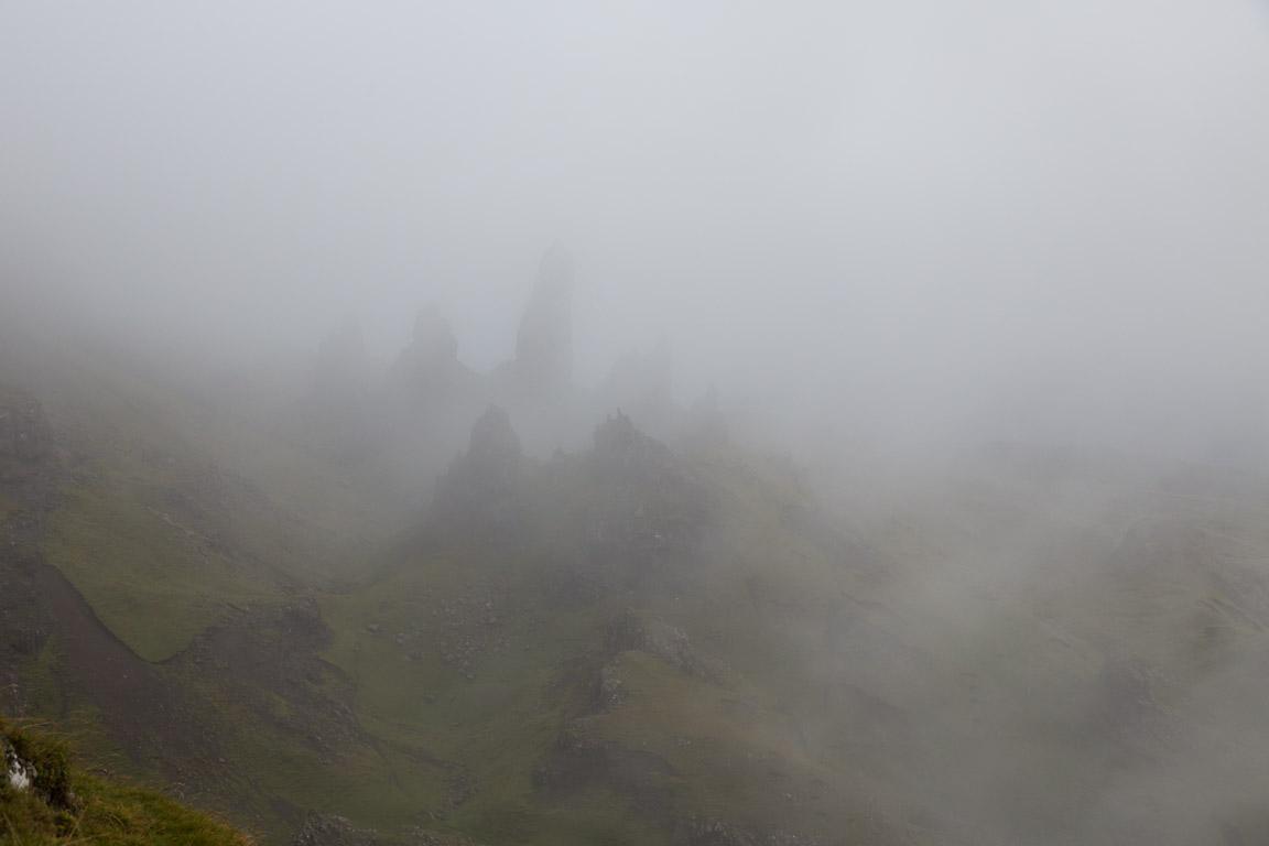 I molnen