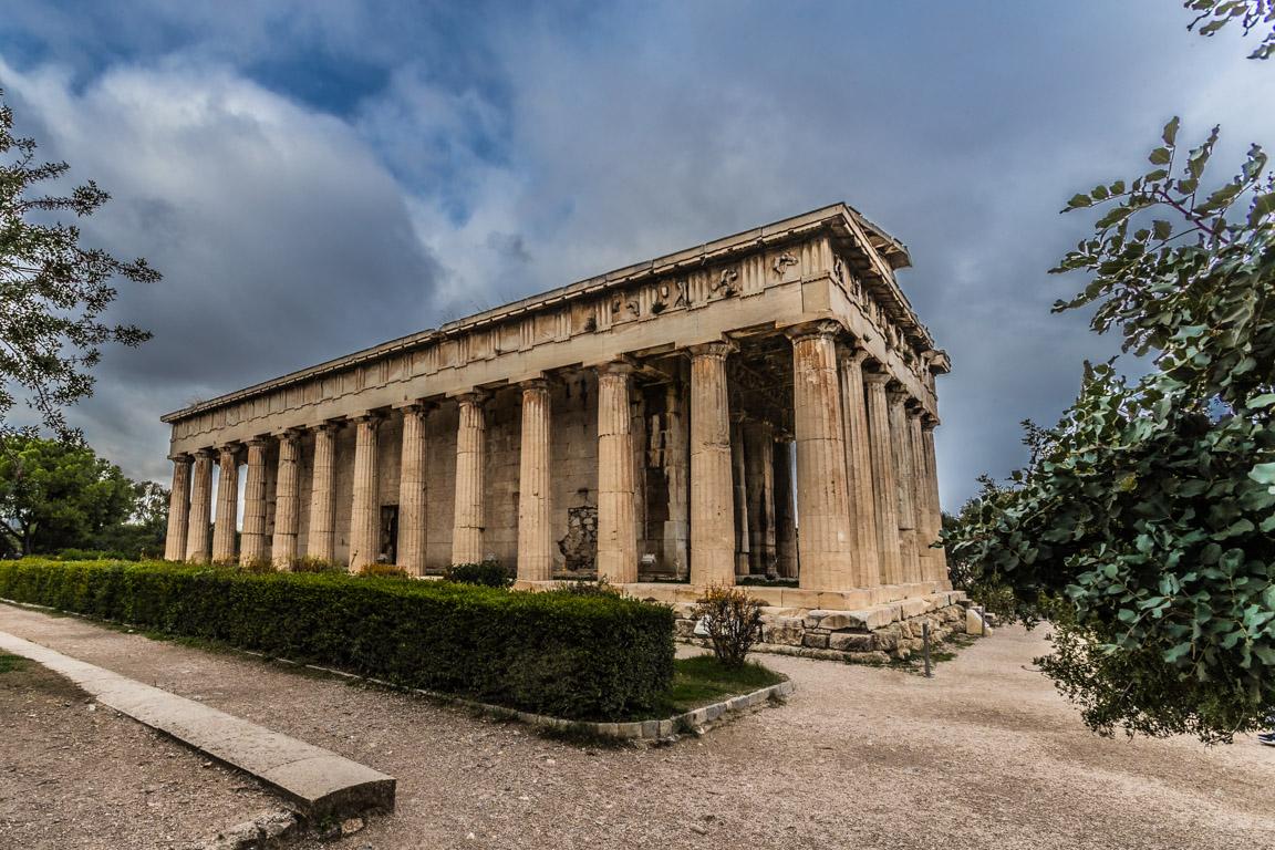 Hefaistos tempel