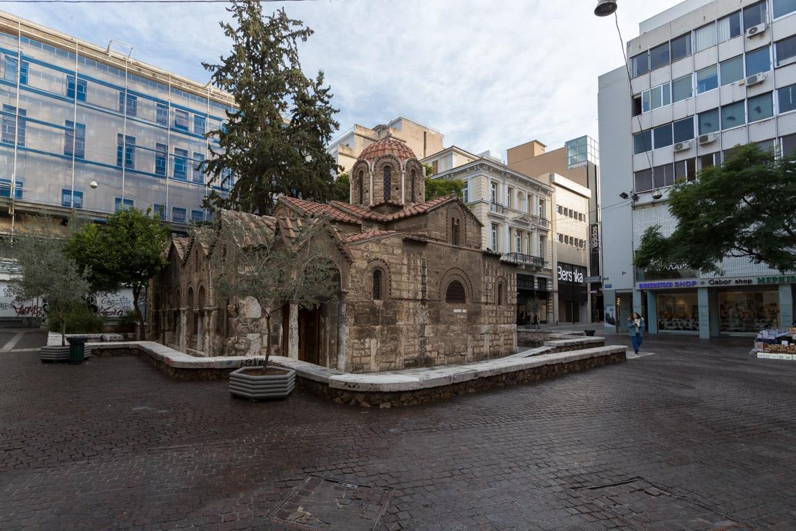 Panaghia Kapnikarea-kyrkan
