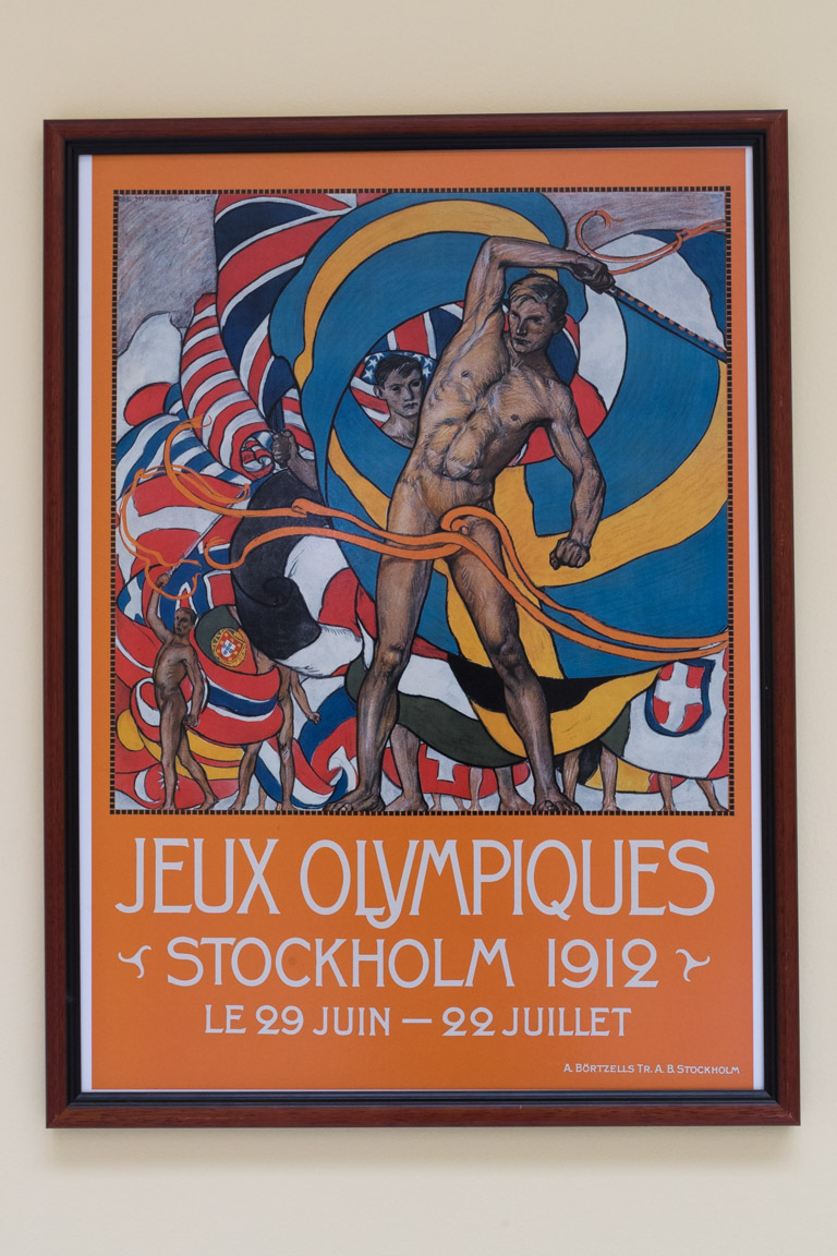 Olympiska Spelen i Sverige 1912