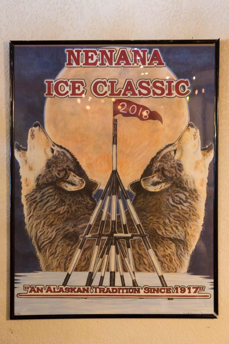Poster från Café