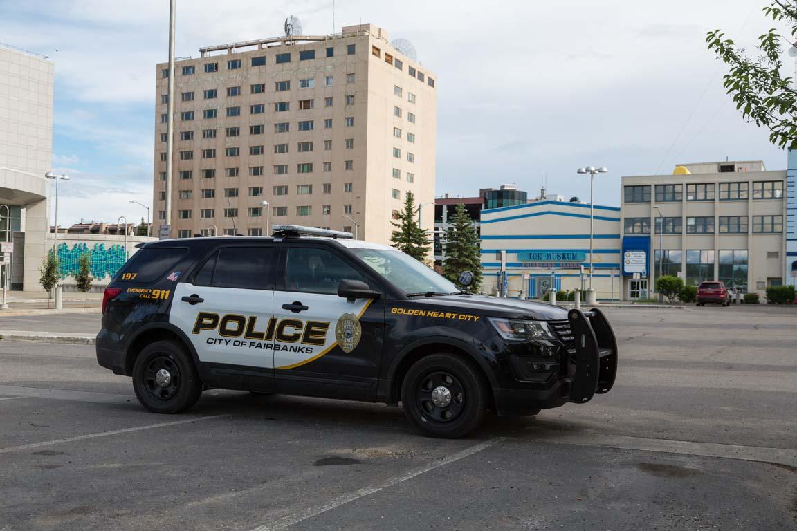 Police, City of Fairbanks