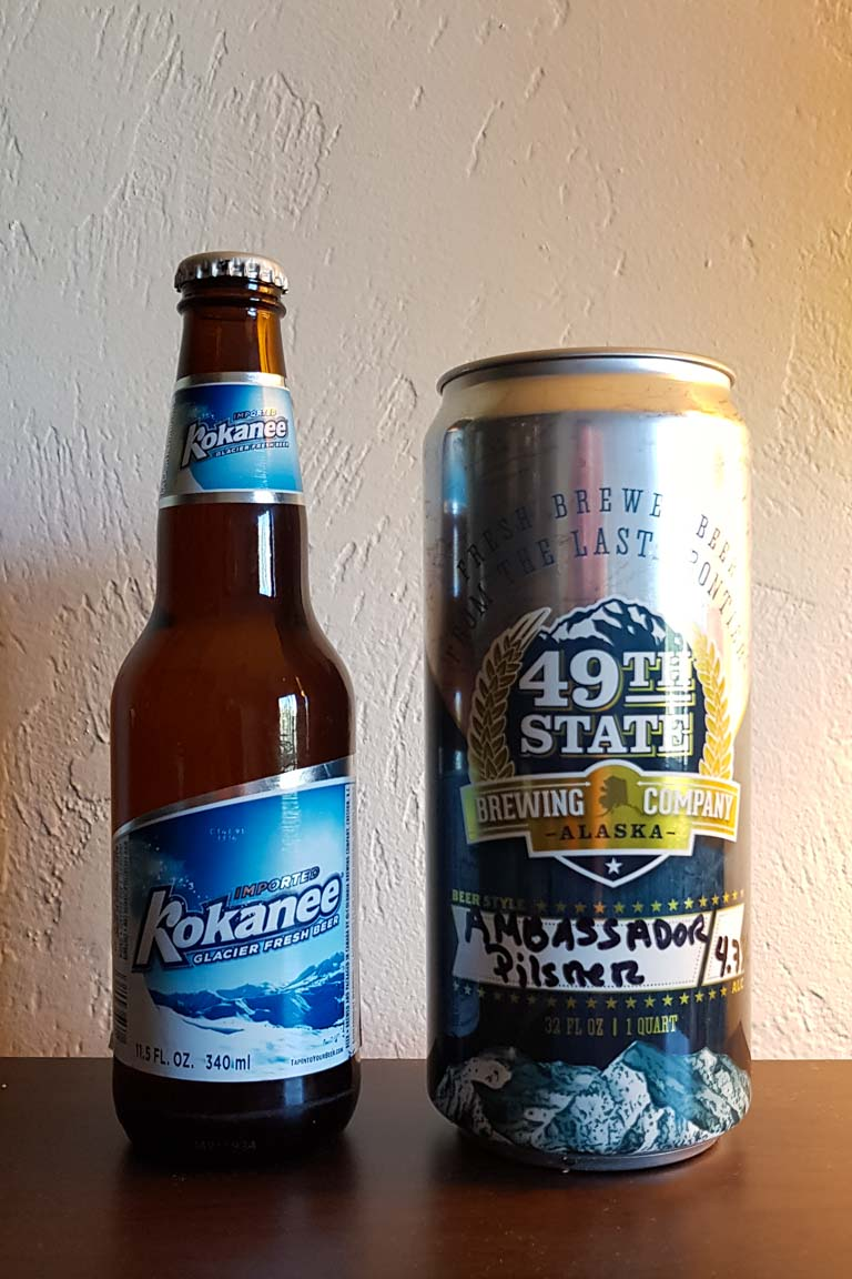 49th State Brewing Company, Ambassador Pilsner