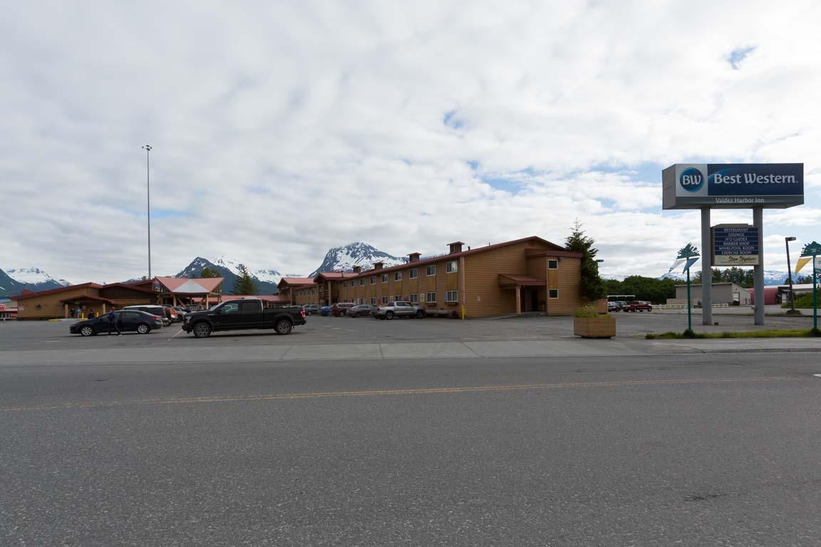 Best Western Valdez Harbor Inn.
