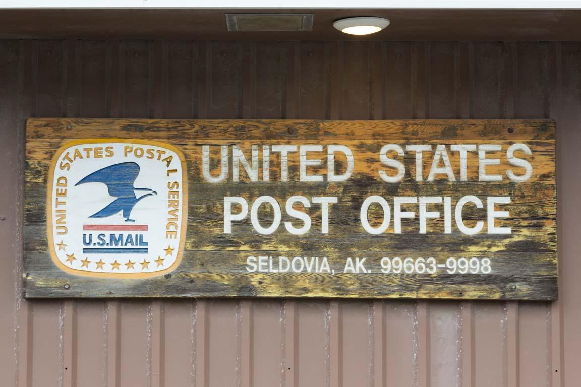 Postskylt