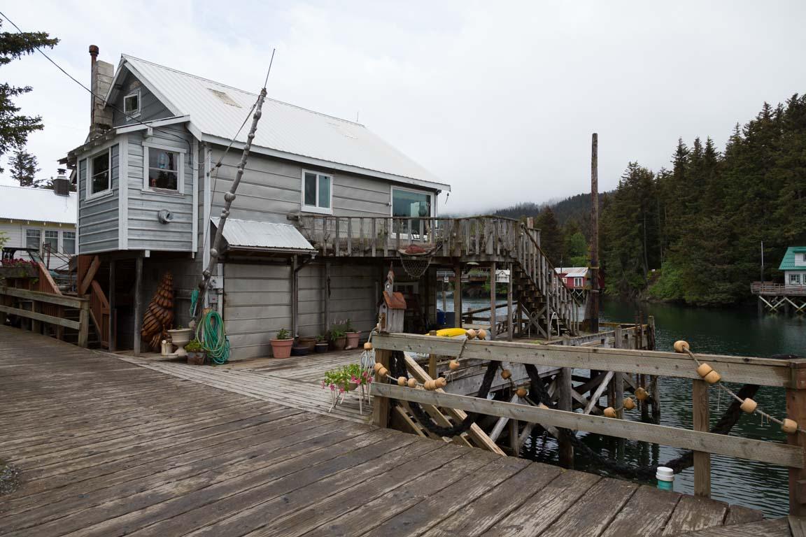Seldovia Boardwalk
