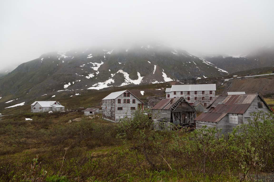 Independence Mine Historical Park