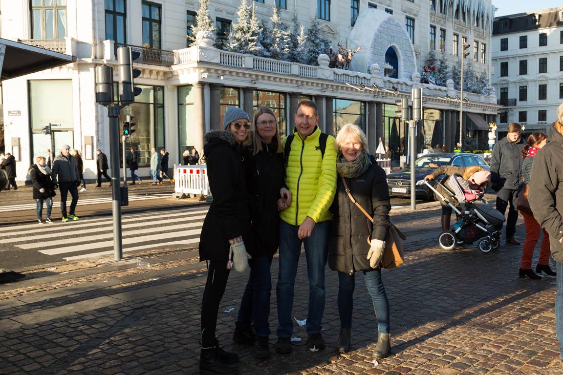 Linnea, Tina, Peter, Gunsan