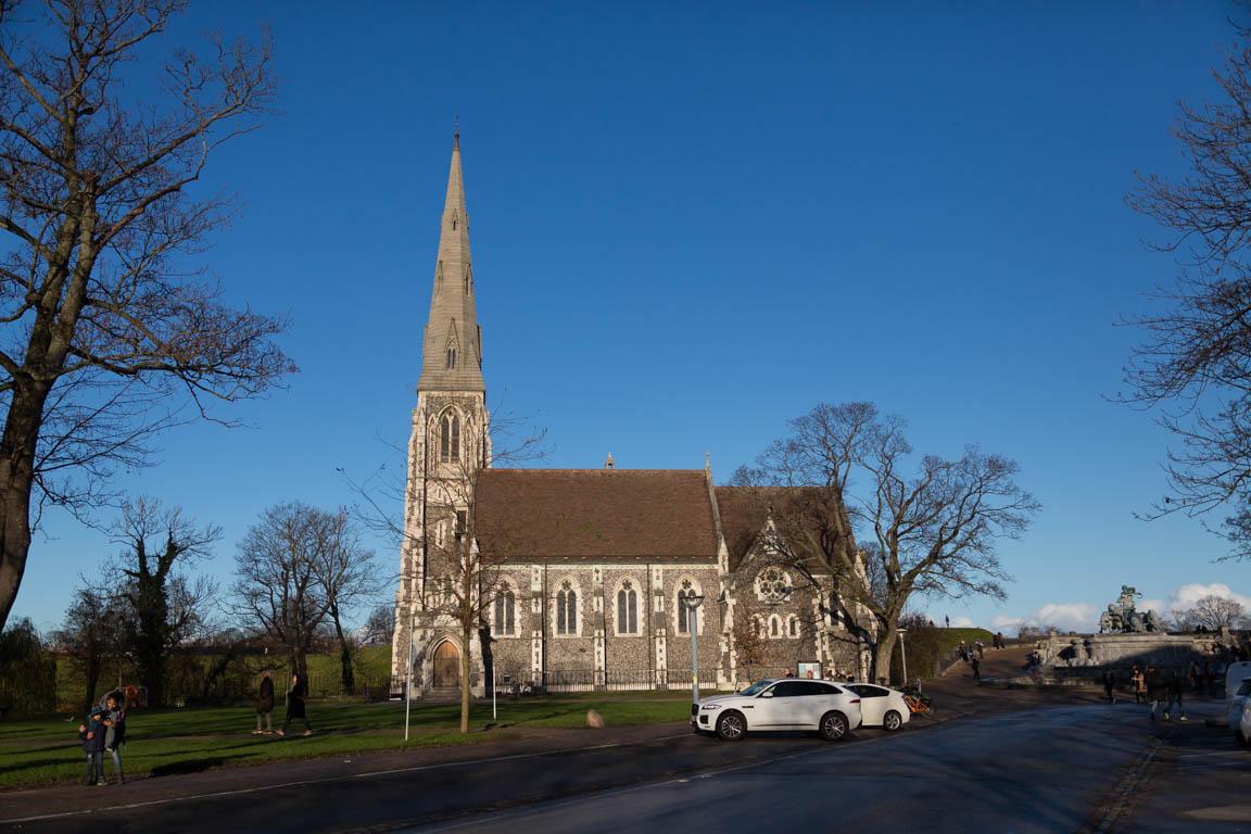 St Alban's kyrka