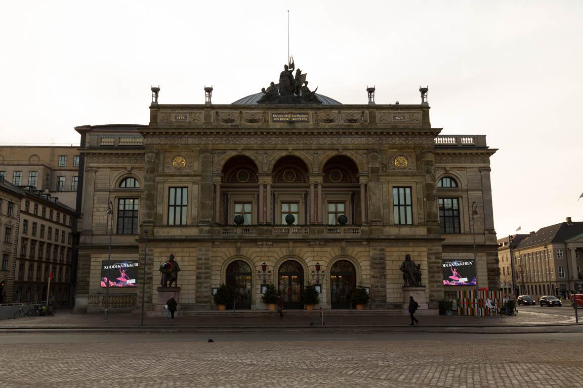 Kungliga teatern i Köpenhamn