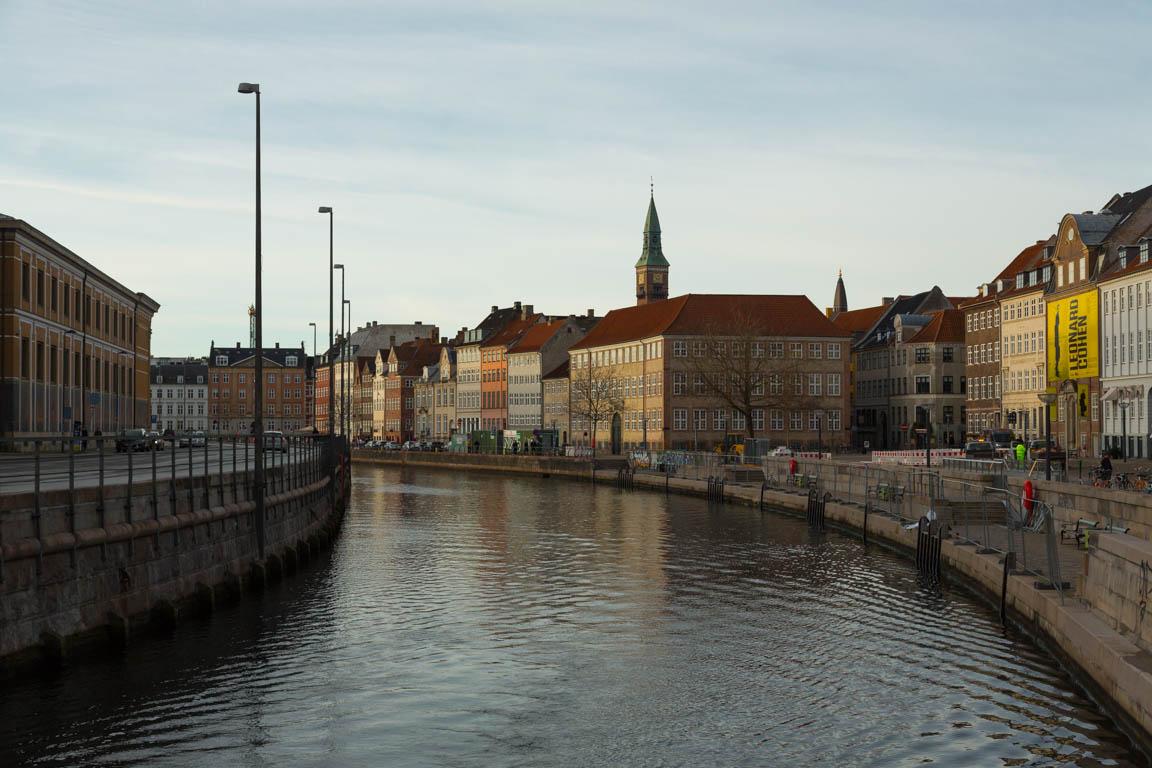 Nybrogade Kanal från Højbro