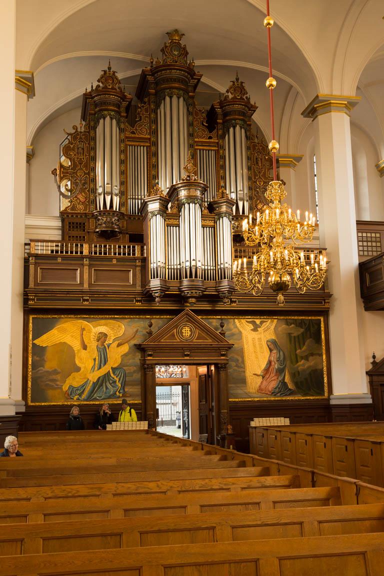Kyrkorgel
