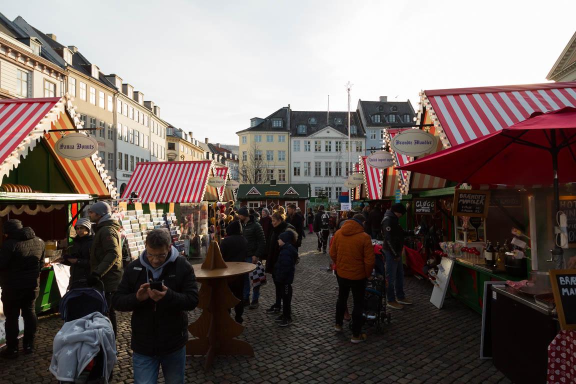 Julmarknad på Nytorv