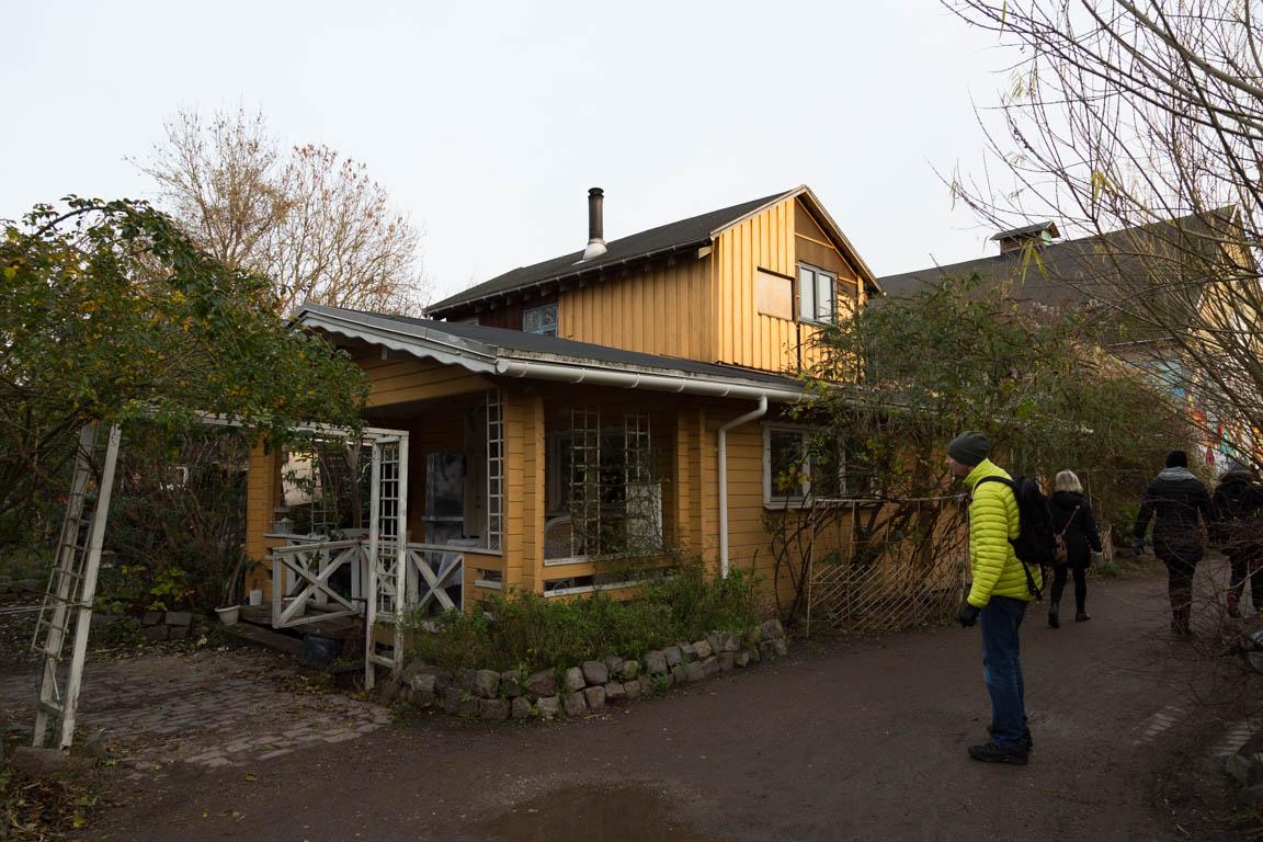 Hus i Christiania