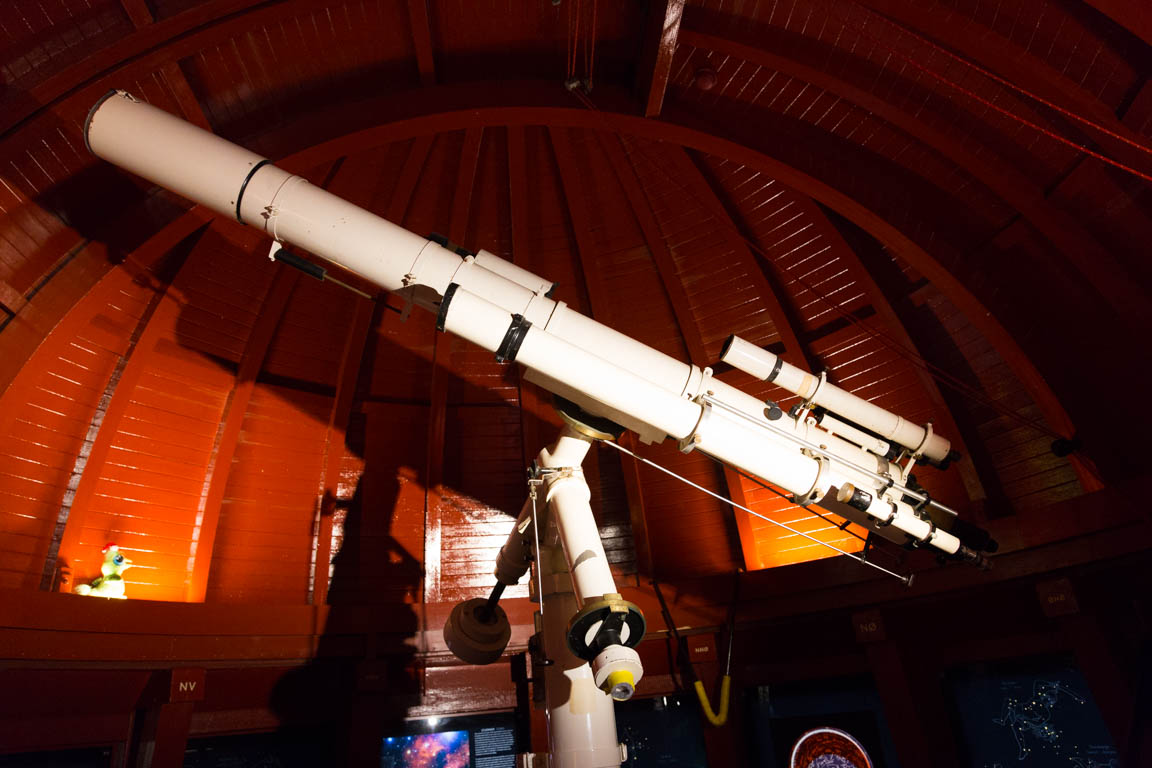 Stort teleskop