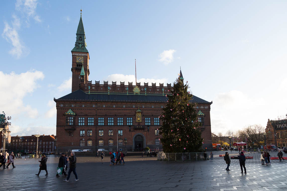 Köpenhamns Rådhus