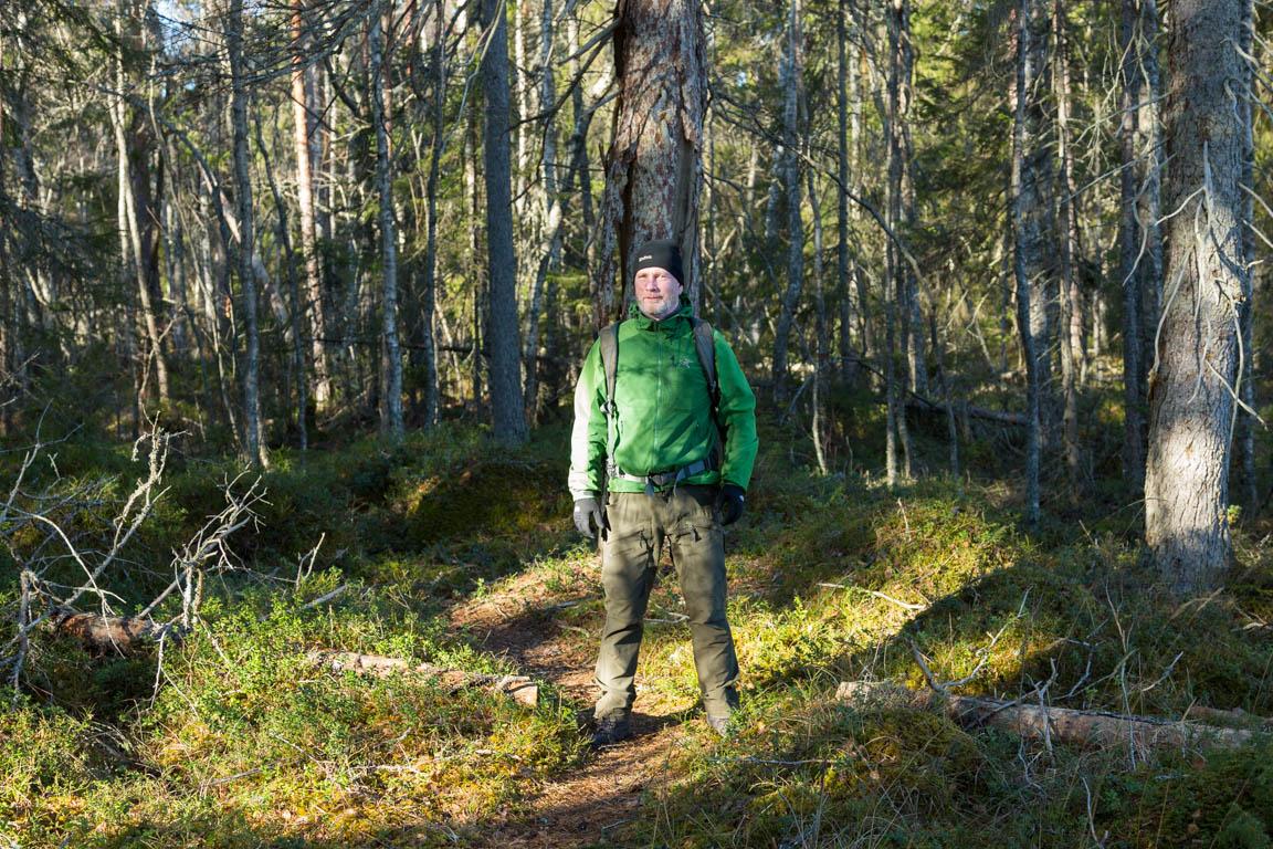 Lä i skogen