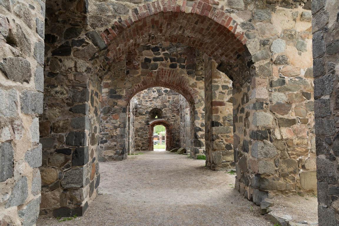 Valv i S:t Olofs kyrkoruin
