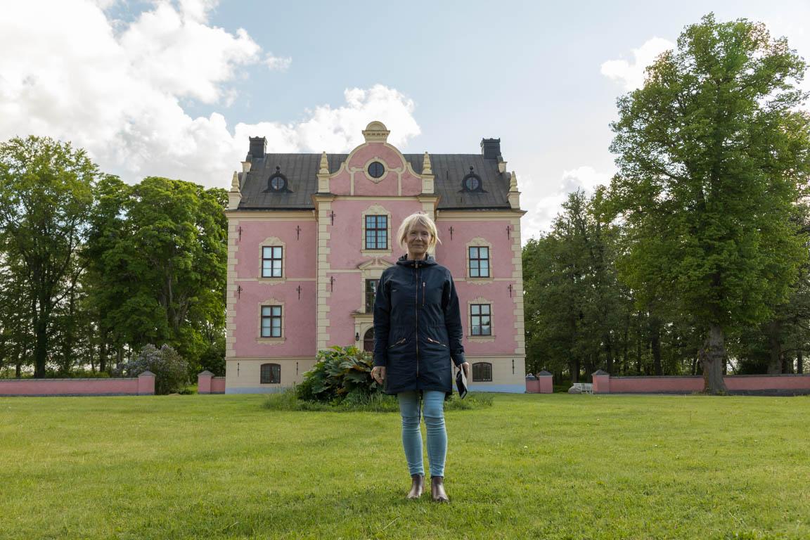 Gunsan vid Skånelaholms slott
