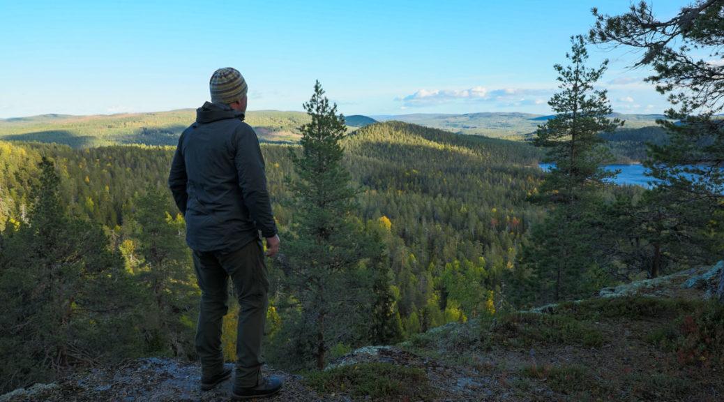 Utsikt från Björnberget
